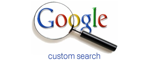Google custom search for thesis