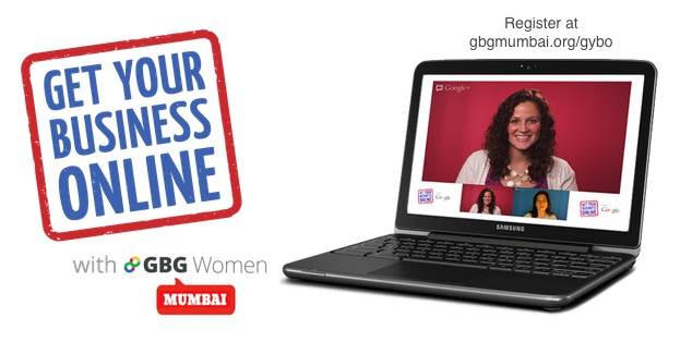 get your business online with GBG mumbai women