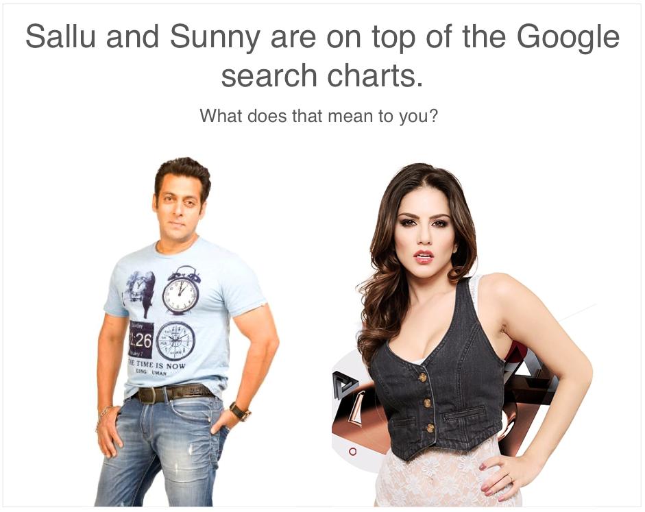 google-india-search-trends-2014-salman khan-sunny leone