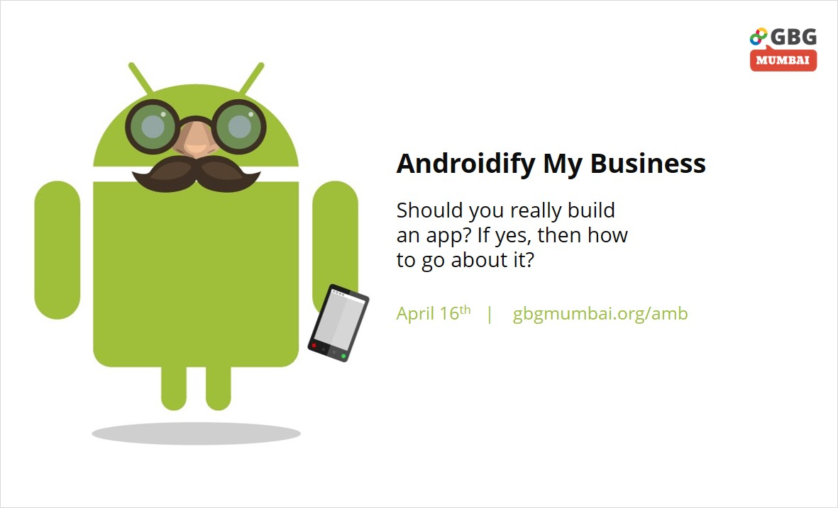 androdify my business - gbg mumbai